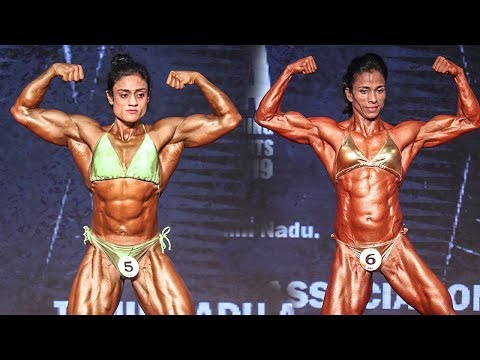 IBBF Miss India 2019 Winner Geeta Saini - Women's Bodybuilding