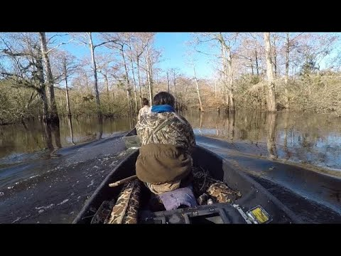 FUNNY OPENING DAY DUCK HUNT!!! (South Carolina)