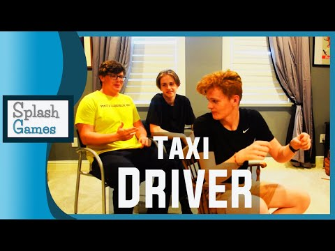 Comedy Improv Game: Taxi Driver |