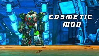 Transformers Fall of Cybertron (Cosmetic Mod + Install Tutorial) [PC ONLY]
