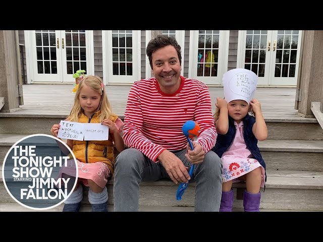 The Tonight Show: At Home Edition (Jimmy Talks to the Mirror, What Are You Doing Wednesday)