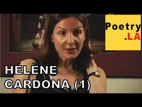 Hélène Cardona  Translating Poetry, Part 1