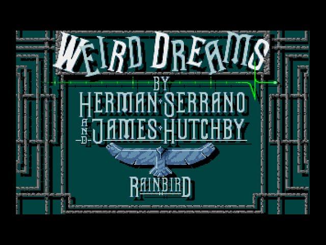 Amiga 500 Longplay [010] Weird Dreams