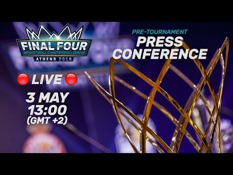Pre-Tournament Press Conference - Final Four 2018