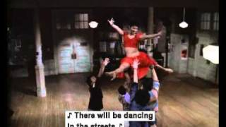 Kids From fame TV Series Carnival Debbie allen.wmv