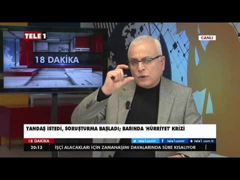 18 Dakika - Merdan Yanardağ & Emre Kongar (27 Şubat 2017) | Tele1 TV