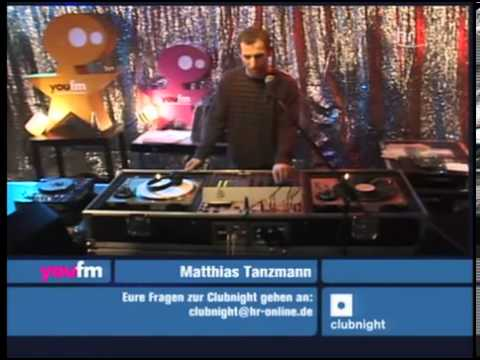 matthias tanzmann live hr3 clubnight youtube. Black Bedroom Furniture Sets. Home Design Ideas