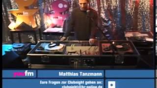 Matthias Tanzmann - live - Hr3 Clubnight [25.11.2006]