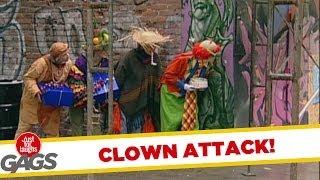 Surprise Clown Attack!