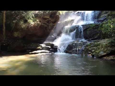 Little Bradley Falls - Saluda, NC
