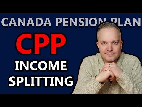 CPP Income Splitting