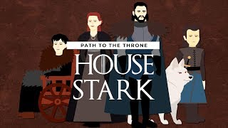 Path to the Throne: House Stark | Binge Mode Game of Thrones | The Ringer