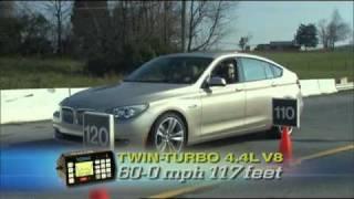 MotorWeek Road Test: 2010 BMW 5 Series-GT