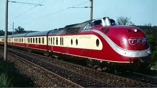 TEE VT 11.5 / IC 190 ''SACHSENROSS'' 1979 / BR 601