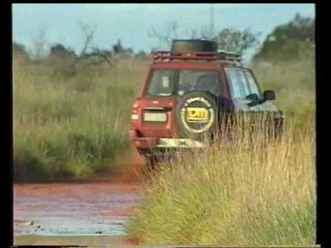 TJM Across Australia Expedition