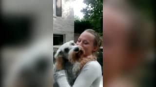 Собака упала в обморок! | ТРОГАТЕЛЬНОЕ ВИДЕО!!! | СМОТРЕТЬ ВСЕМ!