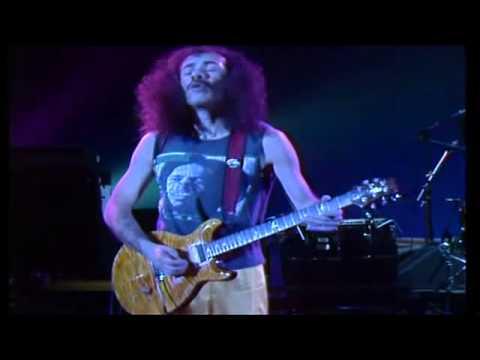 Carlos Santana  Europa 1987