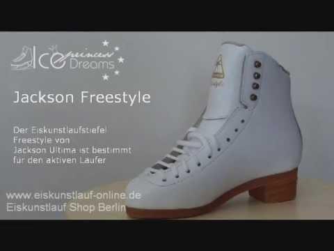Jackson Ultima Eiskunstlaufstiefel Freestyle