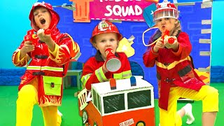 Five Kids Fire Safety + more Children's Songs and Videos
