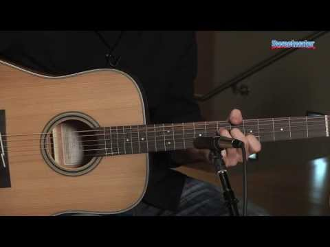 Takamine GD20 Dreadnought Acoustic Guitar Demo - Sweetwater Sound