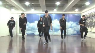 ExoM - History mirror dance practice (HD)