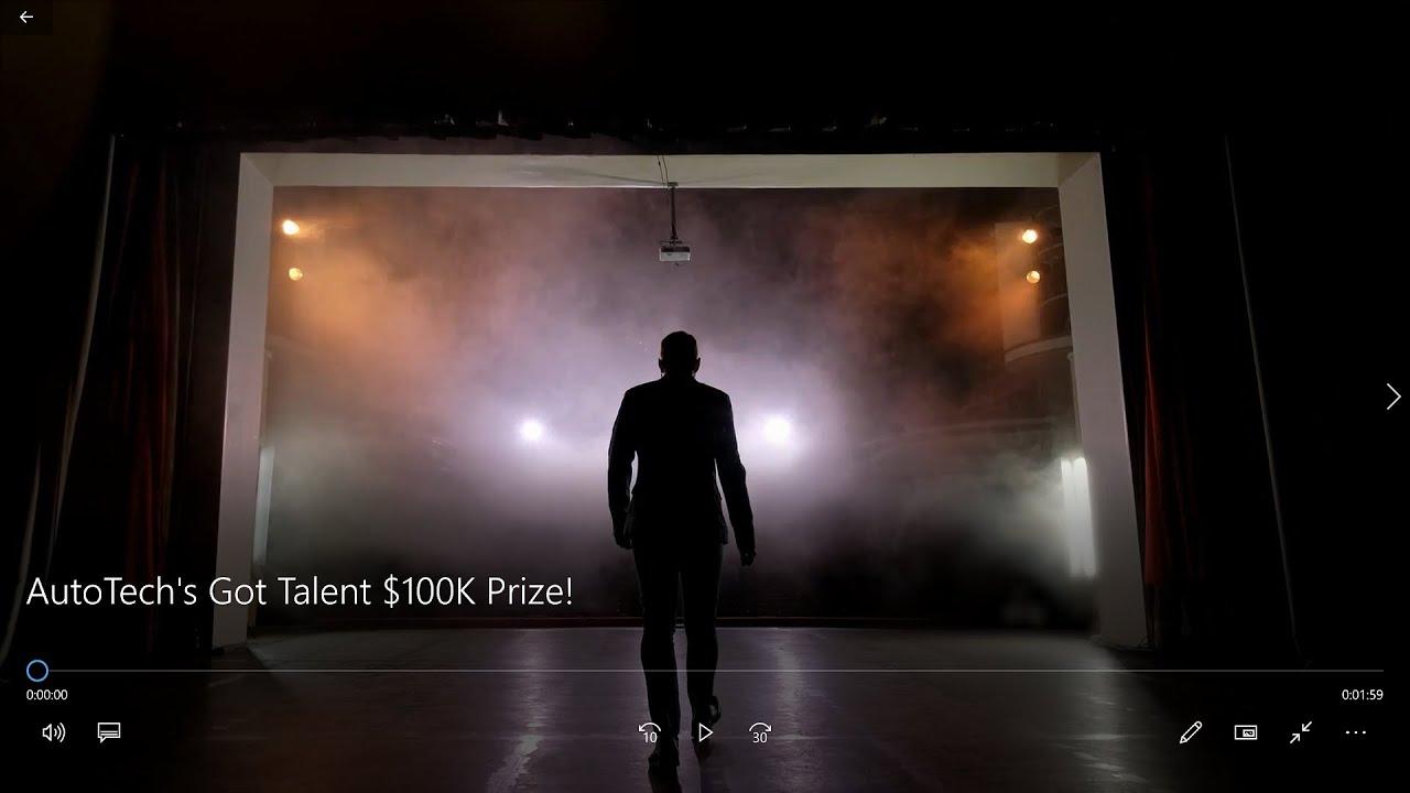Steve Greenfield Announces Automotive Ventures' $100K Prize for the Winner of AutoTech's Got Talent