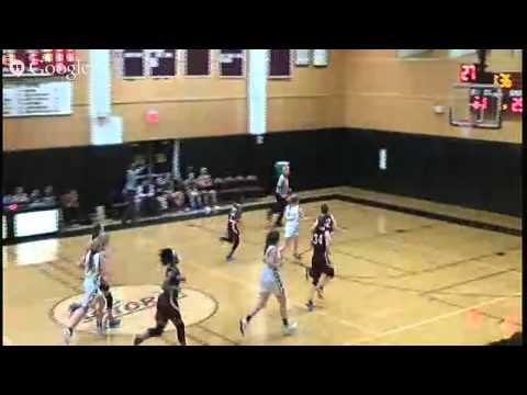 FAA Semifinals: Girls Varsity Basketball vs. Greenwich Academy - 5:00 [2/25/14]
