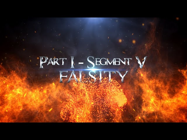 Spiritual Warfare and Communism Part 01   Segment 05   Falsity