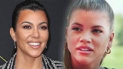 Kourtney Kardashian & Scott Disick Reunite After Sofia Richie Break Up