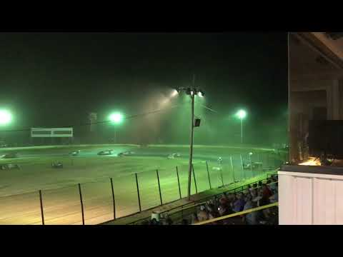 Jackson Motor Speedway 6/9/18 MSCCS Super Late Feature