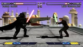 Star Wars Masters of Teras Kasi (Darth Vader) Part 1