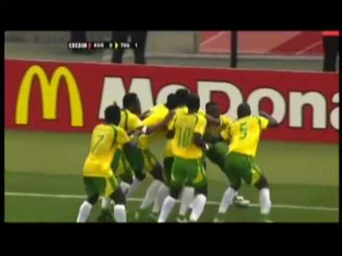 Most Awesome African Goal Celebrations Ever