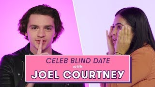 The Kissing Booth Star Joel Courtney's Blind Date With a Superfan | Celeb Blind Date