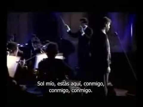 (Subs Español) | Andrea Bocelli - Con te Partiro