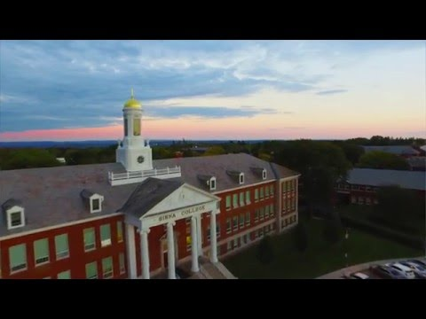 Siena College Aerial Tour 2016