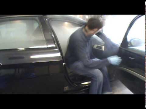 Cigarette smoke in car