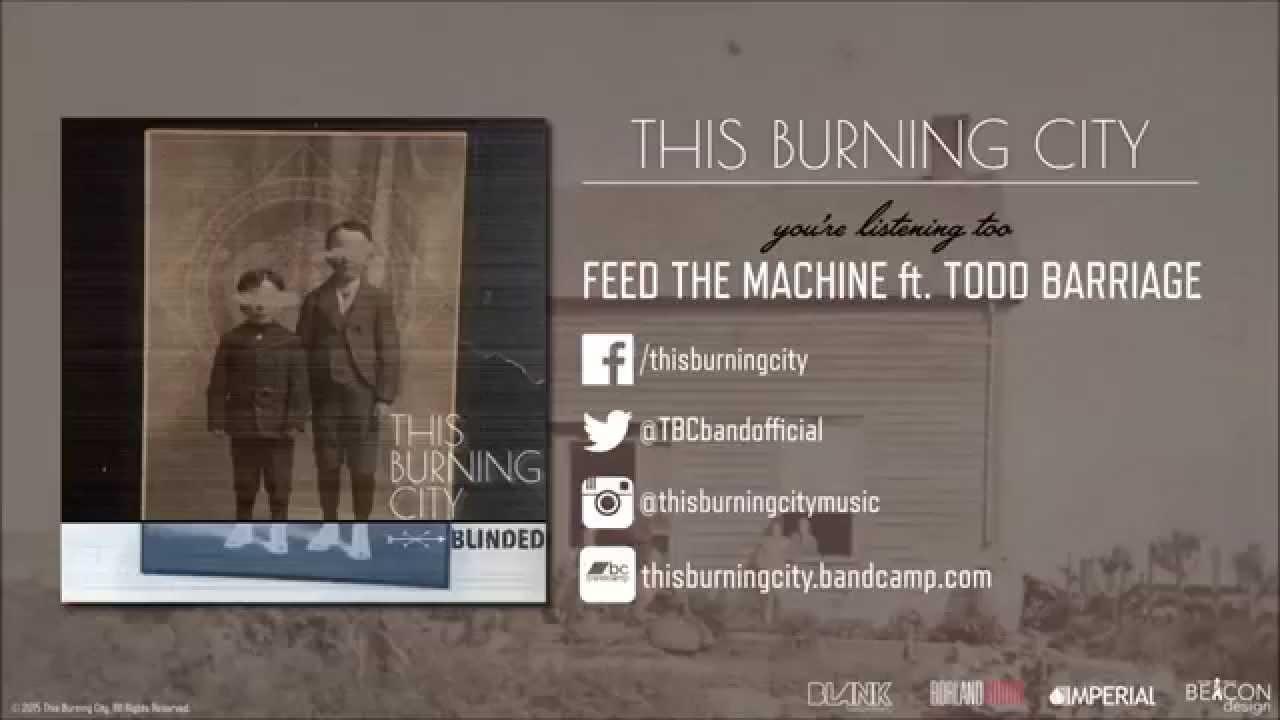 feed the machine lyrics