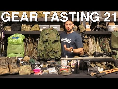 Gear Tasting 21: Mammoth Sniper Recap and DIY AR-15 Questions