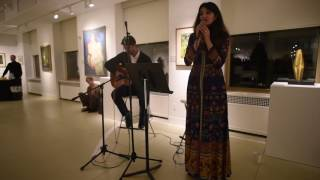 Tamally Maak and Man Amadeh Am - Soulful Melodic Song Medley - Guitar Acoustic - Live