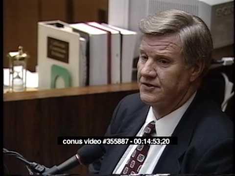 OJ Simpson Trial - March 16th, 1995 - Part 2 (Last part)