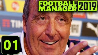 DISOCCUPAZIONE ESTREMA [#1] FOOTBALL MANAGER 2019 Gameplay ITA