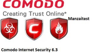 [Test] Comodo Internet Security 6.3