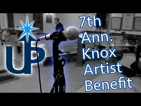 UP @ The 7th Annual Knox Artist Benefit Concert