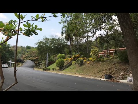 Deserted Housing Estate in the Philippines