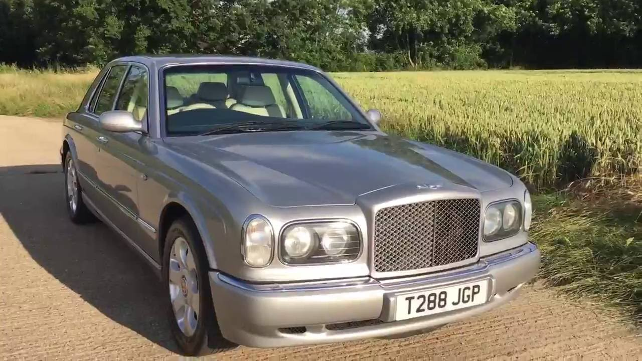 1999 bentley arnage green label bmw 4 4 cosworth twin turbo v8 video review