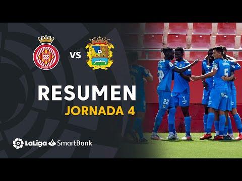 Girona CF Fuenlabrada Goals And Highlights