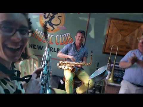 Chloe Feoranzo and James Evans - Bye Bye Blues