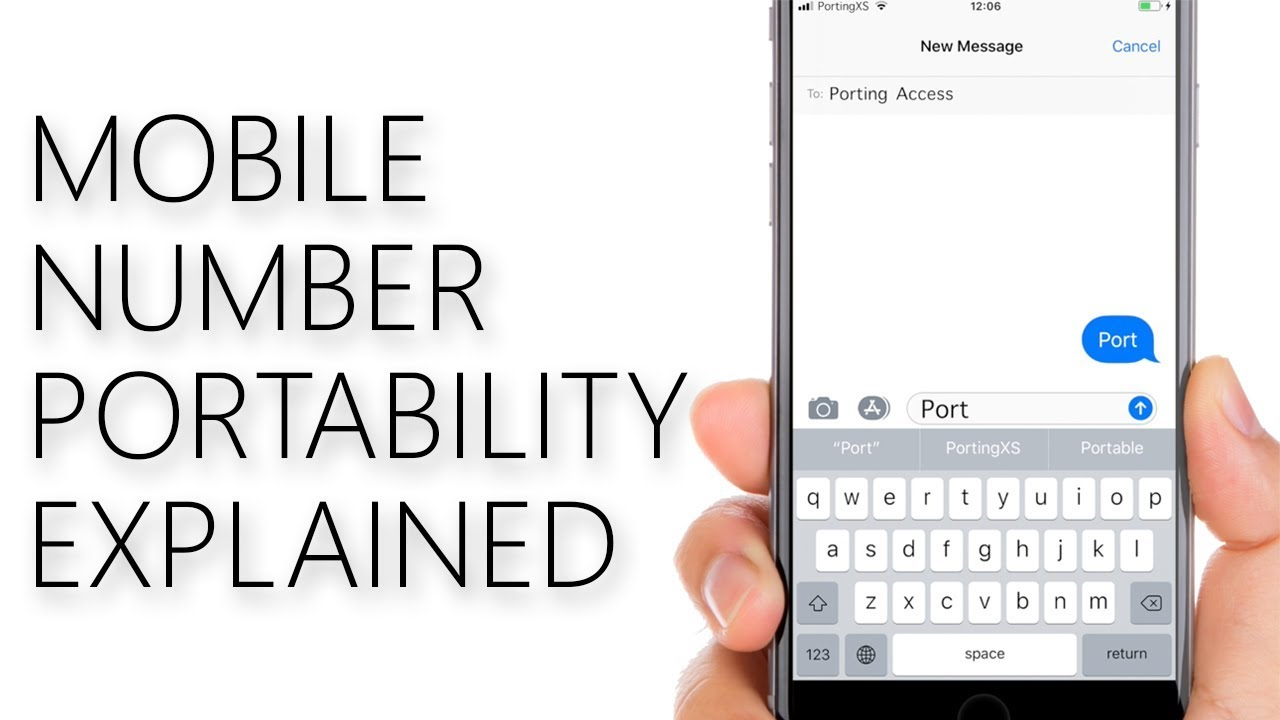 Mobile Number Portability Is So Easy In India Now