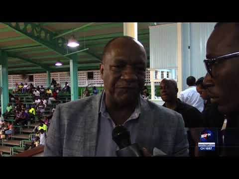 GOVERNMENT OF GUYANA WILLING TO HELP FOSTER THE DEVELEOPMENT OF SPORT ACROSS THE COUNTRY