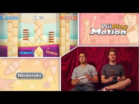 THE FOLD - Wii Play Motion (All 12 games demonstrated!)